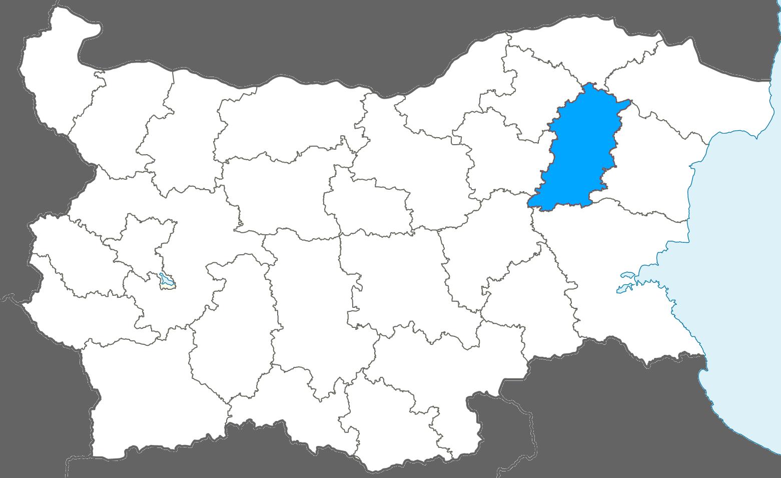 Географско разположение